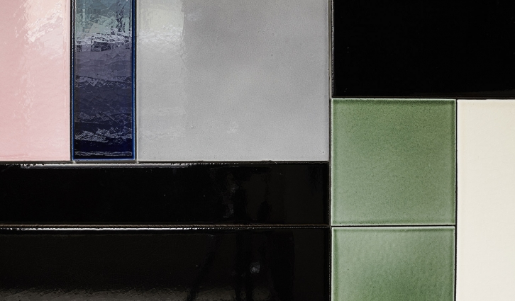 The Bauhaus movement has been a great inspiration from the beginning for the design of Dahl Studio Tiles and colors