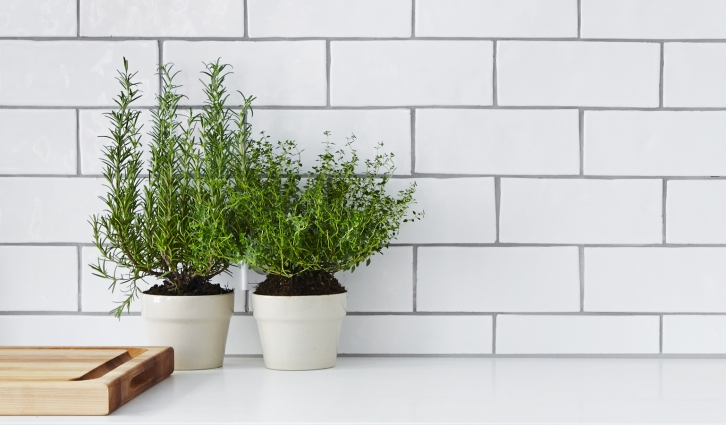 This tile is in fashion. Classic / Blanc 9 x 22 cm will never go out